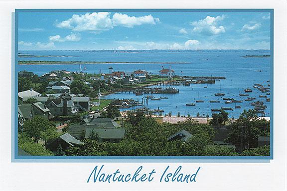 Nantucket Postcards Nantucket Ma Postcards From New England Photo